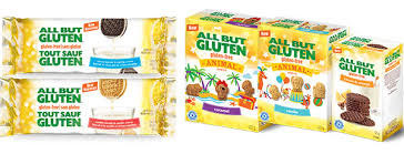All But Gluten Cookie Packs